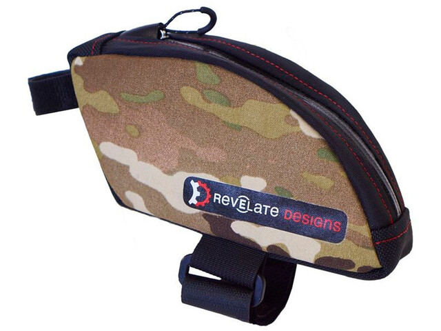 Revelate Designs Jerrycan Toptube Bag bent multi camo